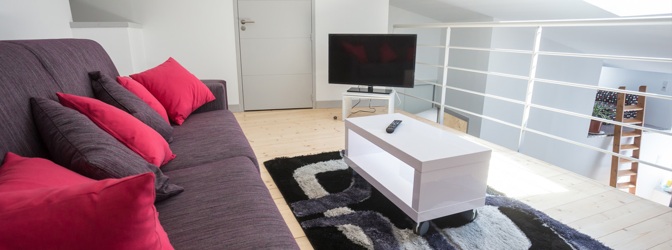 location d 39 appartement 4 toiles la rochelle. Black Bedroom Furniture Sets. Home Design Ideas